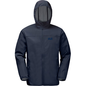 Jack Wolfskin Northern Point Jacke Herren night blue